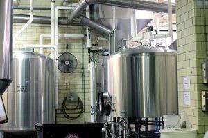 Beer Mixing Tank