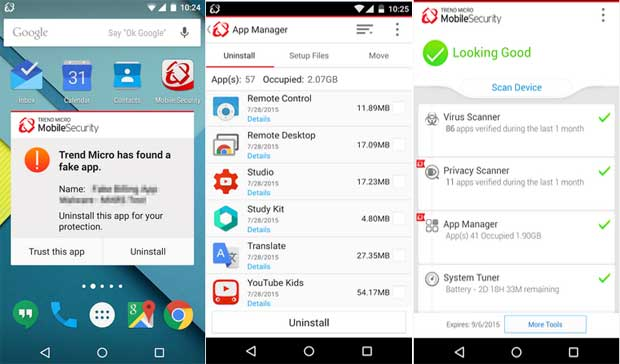Mobile Security & Antivirus - Best Security Apps for Android
