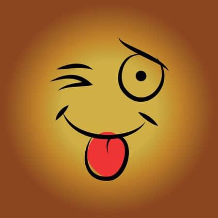 winky emoji
