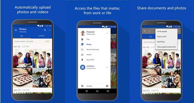 OneDrive - Best Cloud Storage App for Android