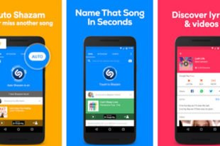 Free Music Apps for Android - Shazam