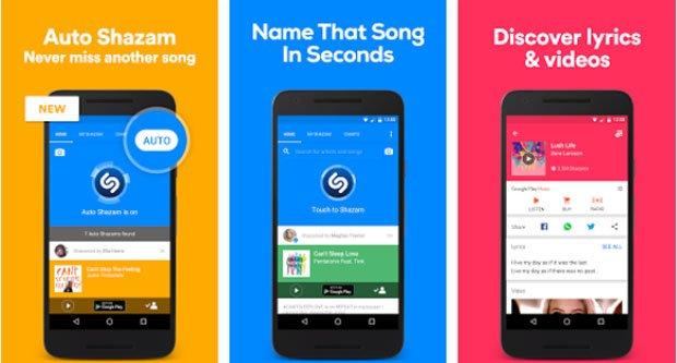 Identify Music - Shazam