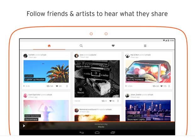 SoundCloud - The Best Music Downloader for Android