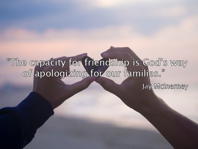 Capacities of Families Quote