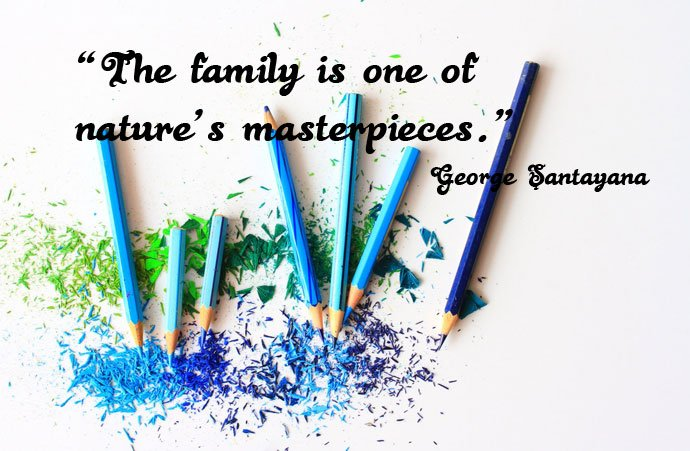 The Family is Natures Quote