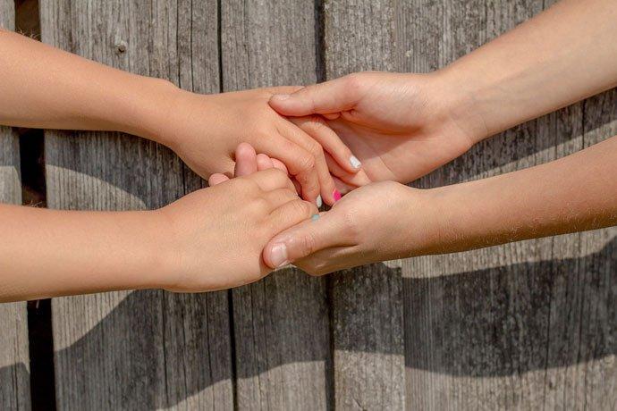 unity in two friends