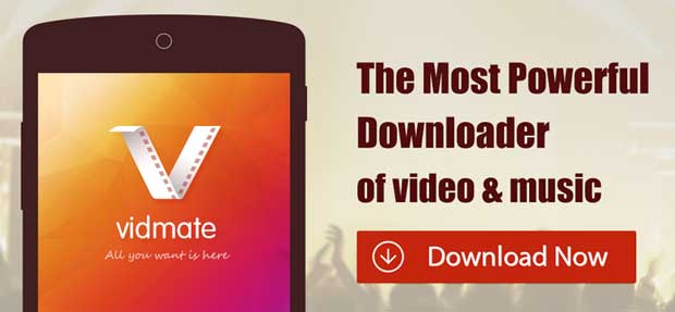Vidmate Video Downloader App
